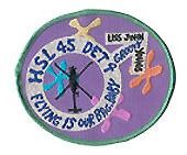 HSL 45 DET 4 FLYING IS OUR BAG BABY