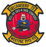 HSL 45 DET 4 HELLRAISERS IV