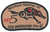 HSL 45 DET 5 WESTPAC 97
