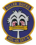 HSL 45 DET 6 KILLER DUCKS