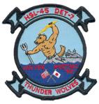 HSL 45 DET 7 THUNDER WOLVES