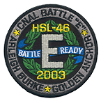 HSL 46 BATTLE E 2003