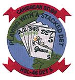 HSL 46 DET 5 CARIBBEAN STUDS