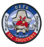 HSL 46 DET 6 SIX SHOOTERS