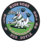 HSL 46 DET 8 RUDE DOGS