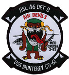 HSL 46 DET 9 AIR DEVILS