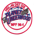 HSL 46 DET SIX PLANET UNDERWOOD