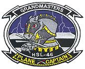 HSL 46 GRAND MASTERS PLANE CAPTAIN