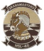 HSL 46 desert
