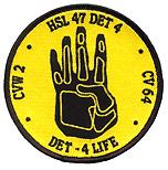 HSL 47 DET 4 LIFE