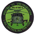 HSL 47 DET 5 WESPAC 03