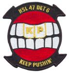 HSL 47 DET 6 KEEP PUSHIN
