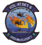 HSL 47 DET 6 RIMPACK WESPAC 98-99