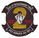 HSL 47 DETACHMENT TWO