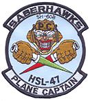 HSL 47 PLANE CAPTAIN