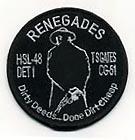 HSL 48 DET 1 REGENADES
