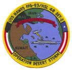 HSL 48 DET 2 DESERT STORM
