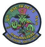 HSL 48 DET 2 RINGMASTERS