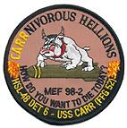 HSL 48 DET 6 CARRNIVOROUS HELLIONS