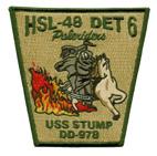 HSL 48 DET 6 PALERIDERS