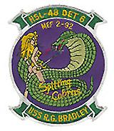 HSL 48 DET 6 SPITTING COBRAS