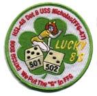 HSL 48 DET 8 LUCKY 8'S