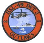 HSL 49 DET 3 OUTLAWS