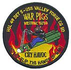 HSL 49 DET 5 WAR PIGS