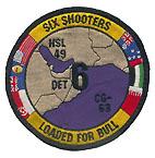 HSL 49 DET 6 SIX SHOOTERS