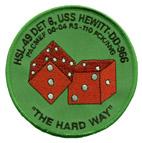 HSL 49 DET 6 THE HARD WAY