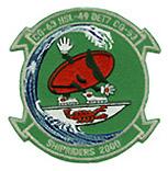 HSL 49 DET 7 SHIPRIDERS 2000