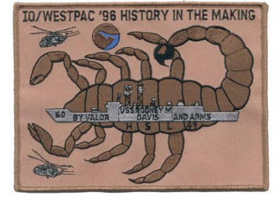 HSL 49 WESTPAC 96 HISTORY IN THE MAKING