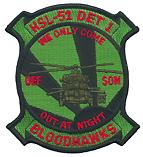 HSL 51 DET 1 BLOODHAWKS