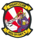 HSL 51 DET 1 FIGHT CLUB