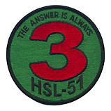 HSL 51 DET 3 THE ANSWER