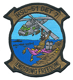 HSL 51 DET 7 ENDURING FREEDOM