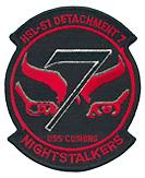 HSL 51 DET 7 NIGHTSTALKERS