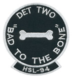 HSL 94 DET TWO BAD TO THE BONE