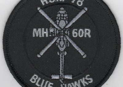hsm78bulletblk