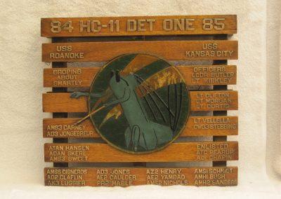 HC-11 Det 1 1984-5