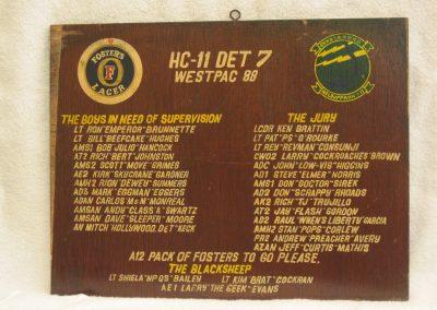 HC-11 Det 7 1988