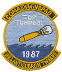 HS 12 TOP TORPEDO 1987