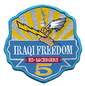 HS 14 IRAQI FREEDOM