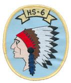 HS 6 indian head