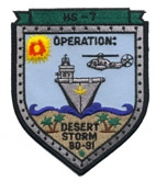HS 7 DESERT STORM 90 91