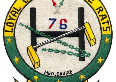 HS 7 LINE MED CRUISE 76