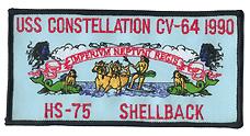HS 75 SHELLBACK