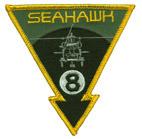 HS 8 SEAHAWK