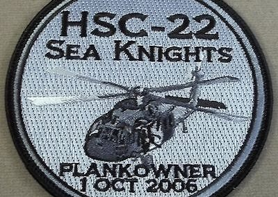 HSC-22 Plankowner
