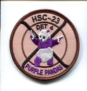 HSC-23 Det 4 Purple Panda